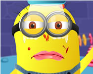 Minion at the doctor kostenlose Minions spiele