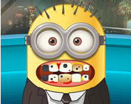 Minion tooth problems Minions online spiele