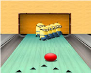 Minions bowling spiele online